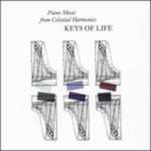 Keys of Life .piano. - CD Audio