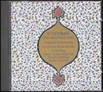 Foto Cover di Suleyman the Magnificent, CD di Brian Keane,Omar Faruk Tekbilek, prodotto da Celestial Harmonies
