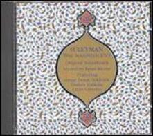 Suleyman the Magnificent - CD Audio di Brian Keane,Omar Faruk Tekbilek