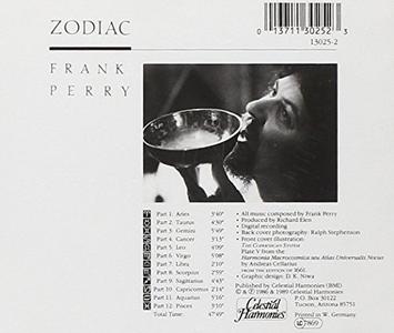 CD Zodiac di Frank Perry 1