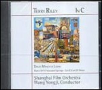 CD In C di Terry Riley