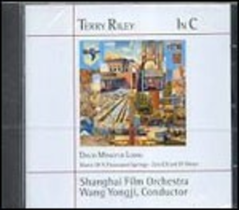 CD In C di Terry Riley