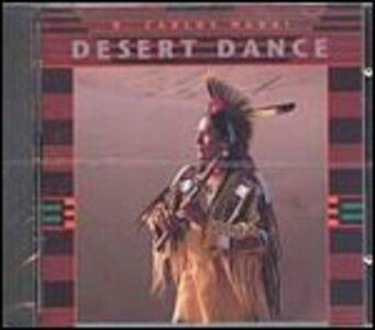 Foto Cover di Desert Dance, CD di R. Carlos Nakai, prodotto da Celestial Harmonies