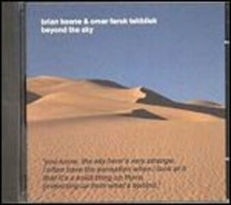 CD Beyond the Sky Brian Keane , Omar Faruk Tekbilek