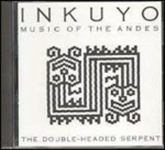CD The Double-Headed Serpent di Inkuyo