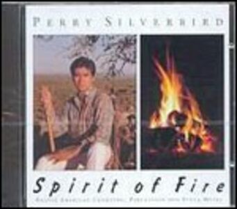 CD Spirit of Fire di Perry Silverbird