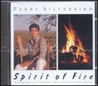 CD Spirit of Fire di Perry Silverbird