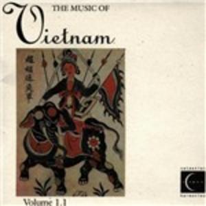 CD Music of Vietnam Volume 1.1