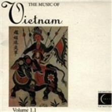 Music of Vietnam Volume 1.1 - CD Audio