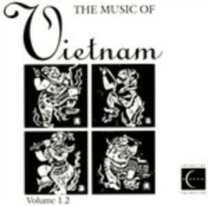 CD Music of Vietnam Volume 1.2