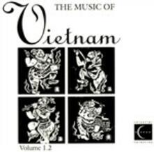 Music of Vietnam Volume 1.2 - CD Audio