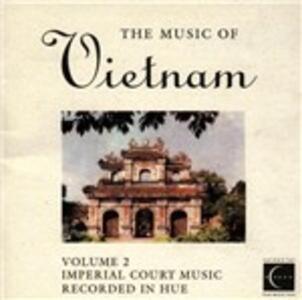 Music of Vietnam vol.2 - CD Audio