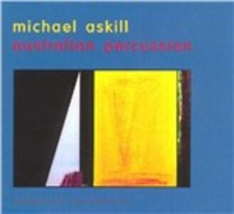 CD Australian Percussion di Michael Askill