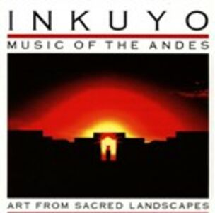 CD Art from Sacred Landscapes di Inkuyo