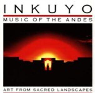 Foto Cover di Art from Sacred Landscapes, CD di Inkuyo, prodotto da Celestial Harmonies