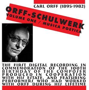 CD Schulwerk 1 di Carl Orff