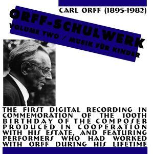 CD Schulwerk 2 di Carl Orff