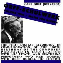 Schulwerk 2 - CD Audio di Carl Orff