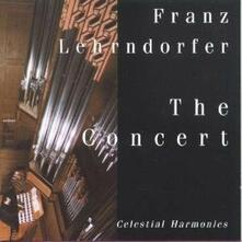 Concert - CD Audio di Franz Lehrndorfer