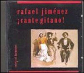 CD Cante Gitano! di Rafael Jimenez