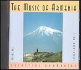 Music of Armenia 1. Sacred Choral Music - CD Audio