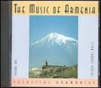 CD Music of Armenia 1. Sacred Choral Music