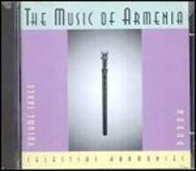 Music of Armenia 3. Duduk - CD Audio