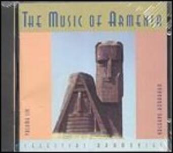 Music of Armenia 6. Nagorno-Karabakh - CD Audio