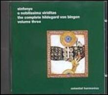 O Nobilissima Viriditas - CD Audio di Sinfonye
