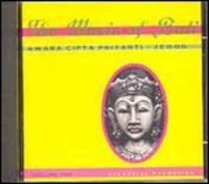 Jegog - CD Audio