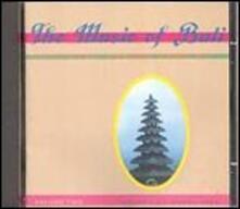 Legong Gamelan - CD Audio