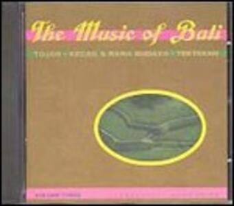 Kekak & Tektekan - CD Audio