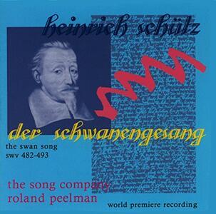 Swan Song - CD Audio di Song Company