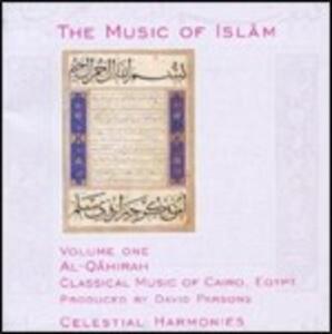 Al-Qahirah. Classical Music of Cairo - CD Audio