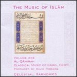 CD Al-Qahirah. Classical Music of Cairo