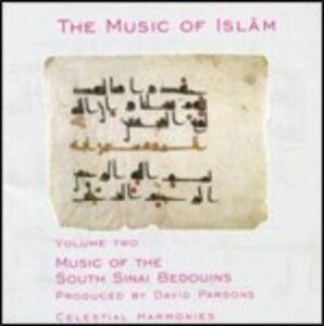 Foto Cover di Music of the South Sinai Bedouins, CD di  prodotto da Celestial Harmonies