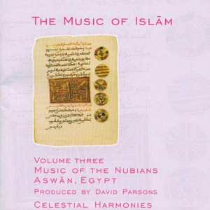 CD Music of the Nubians