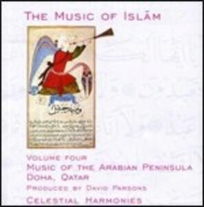 Music of the Arabian Peninsula. Doha - CD Audio