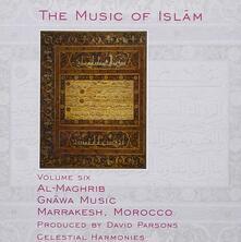 Al-Maghrib Gnawa Music. Marrakesh - CD Audio