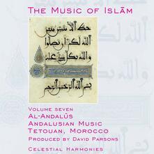Music of Islam. Al-Andalus - CD Audio