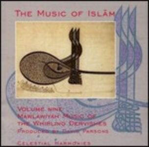 CD Mawlawiyah Music of the Whirling Dervish