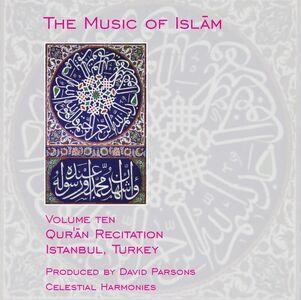 Foto Cover di Qur'an Recitation. Istanbul, Turkey, CD di  prodotto da Celestial Harmonies