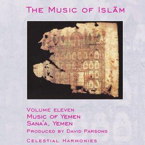Foto Cover di Music of Yemen, CD di  prodotto da Celestial Harmonies