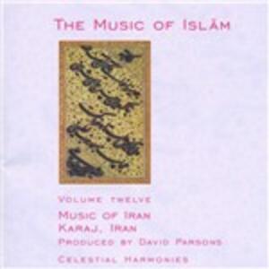 Music of Iran - CD Audio