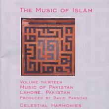 Music of Pakistan - CD Audio