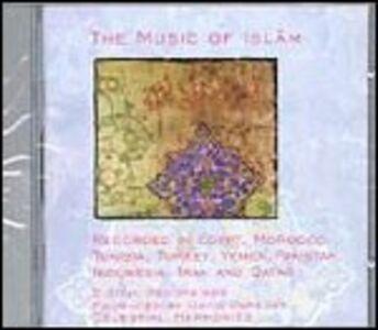CD Music of Islam - Sampler