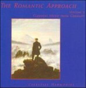 Foto Cover di Romantic Approach 3, CD di  prodotto da Celestial Harmonies