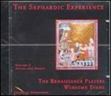 Sephardic Experience 2 - Apples and Honey - CD Audio di Renaissance Players
