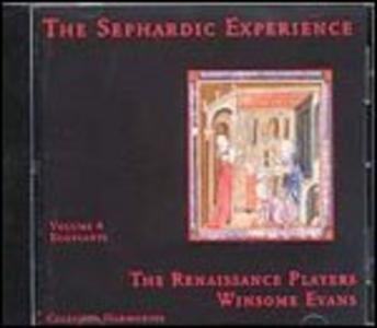 CD Sephardic Experience 4 - Eggplants di Renaissance Players