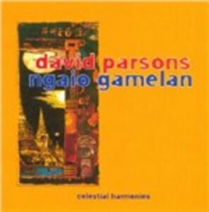CD Ngaio Gamelan di David Parsons
